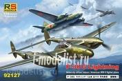 92127 RS Models 1/72 P-38 G Lightning