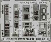 73382 Eduard 1/72 Фототравление для B-17G front interior