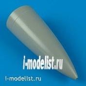 QB72 173 QuickBoost 1/72 Набор дополнений Su-15TM Flagon F correct nose