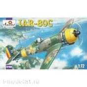 72168 Amodel 1/72 Румынский истребитель Iar-80c