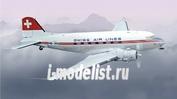 1349 Italeri 1/72 DC - 3 Swissair