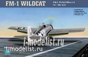 80329 HobbyBoss 1/48 Самолет Fm-1 Wildcat