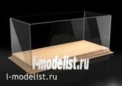 MSD361614 1/35 Короб для танков на деревянном основании 360х160х140 мм
