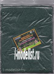22-403 I-MODELIST Greens imitation of vegetation. Dark green 20g №1