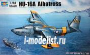 02821 Самолет Trumpeter 1/48 HU-16A Albatross