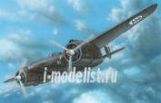 72538 MPM 1/72 Самолет Breda Ba.88B Lince