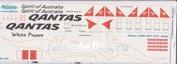 380-001 Ascensio 1/144 Декаль на самолет arbu A380 (Qntas Arlines)