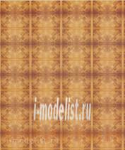 22-460 I-MODELER Parquet 1/35 №11 self-adhesive (SQUARE) self-adhesive