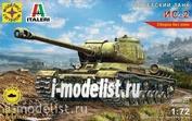307217 Modeler 1/72 Soviet tank is-2