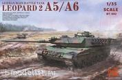 BT-002-1 Border Model 1/35 Танк Leopard 2A5/A6 (С фигурами солдатов)