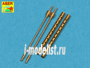 A48 013 Aber 1/48 Set of 2 barrels for Type 3 MG