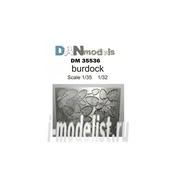 DM35536 DANmodel 1/35 ФТД Лопух