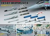 Hasegawa 36010 1/48 J. A. S. D. F. WEAPONS SET A