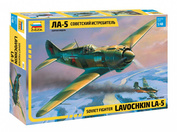 4803 Звезда 1/48 Советский истребитель Ла-5