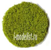 3386 Heki Материалы для диорам Модельный флок. Лиственный покров светло-зеленый, средний 200 мл