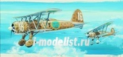 0823 Smer 1/40 Самолет Fiat CR-42