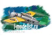 "80219 HobbyBoss 1/72 Самолет F4F-3 ""Wildcat"""