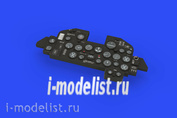 644022 Eduard 1/48 Дополнение к модели P-47D Razorback LööK