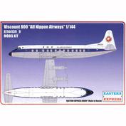 144139-9 Orient Express 1/144 Viscount 800 All Neppon Aircraft