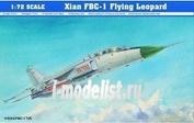 01608 Trumpeter 1/72 Xian FBC-1 Flying Leopard