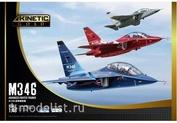 K48063 Kinetic 1/48 Alenia M-346 Advanced Fighter Trainer