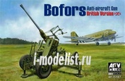 AF35187 AFVClub 1/35 Bofors Anti-aircraft Gun