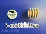 41503 ZIPMaket Проволка медная 0,2 мм, 10 метров (цвет медь)