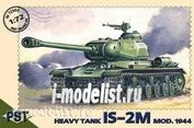 72003 PST 1/72 is-2m Tank