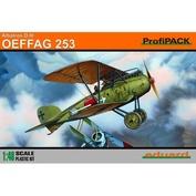 8242 Eduard 1/48 Биплан Первой Мировой войны Albatros D. III OEFFAG 253