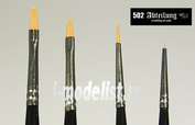 ABT1850030 Abteilung 502 General Purpose Modeling Finishing and Effects Brushes set #3