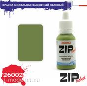 26002 ZIPMaket Paint acrylic Protective green