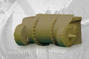 35016 Fury Models 1/35 Набор для сборки лобовой части американского танка M3 Lee / Grant