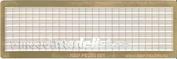 PE200 001 KAV 1/200 Леерное ограждение (4 нити)
