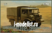 35037 IBG 1/35 Chevrolet C15A Personell Lorry Cab12&13