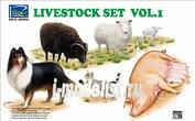 RV35007 Riich 1/35 Домашние животные (ч. 1)