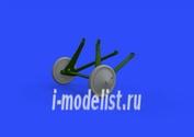 648333 Eduard 1/48 Дополнение SE.5a колёса