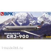 BPK7216 BPK 1/72 Самолет Bombardier CRJ-900 American Eagle