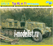 6794 Dragon 1/35 Sd.Kfz.7 8(t) Typ HL m 11 1943 Production