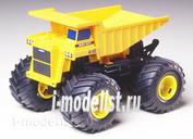 17013 Tamiya 1/32 Mammoth Dump Truck с электромоторчиком (серия 4WD, джипы с большими колесами). Собирается без клея.