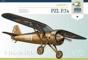 70008 ArmaHobby 1/72 Самолет  PZL P.7a Junior set
