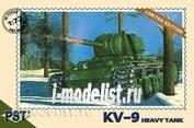 72034 Pst 1/72 Танк Кв-9