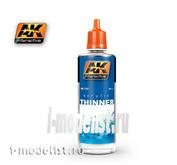 AK712 AK Interactive Растворитель для краски ACRYLIC THINNER, 60 мл.