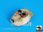 T72022X  Black dog 1/72 King Tiger turret for Dragon. Нарушена упаковка