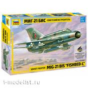 7259 Звезда 1/72 Советский истребитель МиГ-21БИС