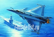 80319 HobbyBoss 1/48 Самолет France Rafale M Fighter