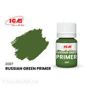 C2007 ICM Primer, color Russian green (Russian Green) 17 ml