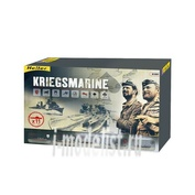 81091 Heller 1/400 Coffret Kriegsmarine