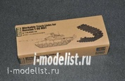 02064 Trumpeter 1/35 Траки сборные Т-90 / Russian T-90 main battle tanks Events Track