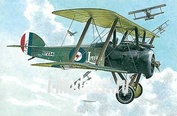 053 Roden 1/72 Sopwith F.I Camel (w/ Bentley)