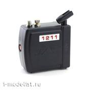 1211 JAS Компрессор с регулятором давления, автоматика